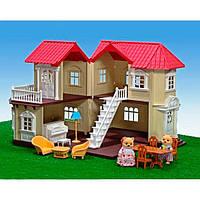 """Детский игрушечный домик """"Счастливая семья""""  Happy Family 11/27.3"""