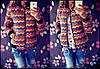 Женская модная стеганая куртка