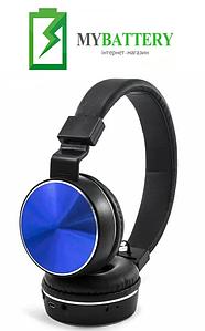 Наушники Bluetooth стерео гарнитура JBL MDR-XB750BT синие