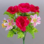 К3-245 (6 шт) Букет з трояндами