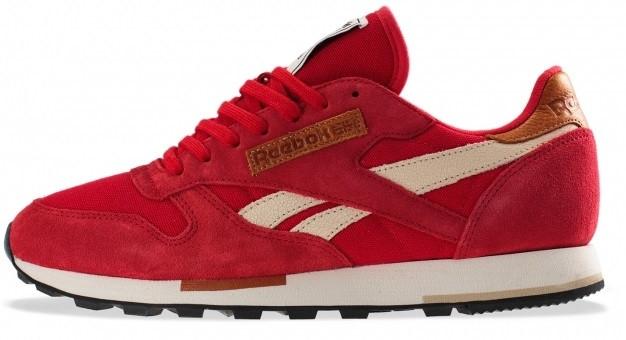 Новинка нашего сайта: Мужские кроссовки Reebok Classic