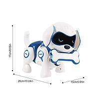 """Іграшка робот собака """"Rock robot dog"""", мікс, Робот танцующий """"Пес"""", фото 4"""