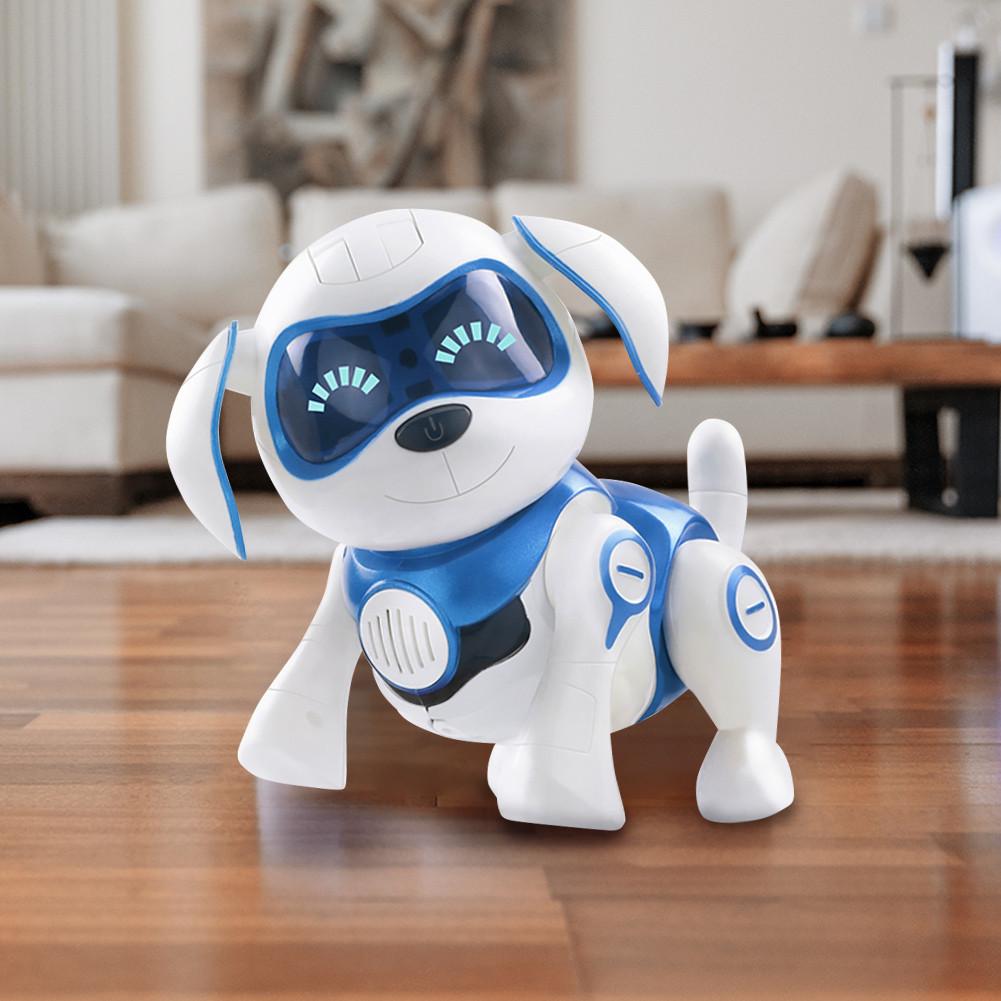"""Іграшка робот собака """"Rock robot dog"""", мікс, Робот танцующий """"Пес"""""""