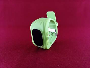 Детские смарт-часы с GPS навигатором Q50