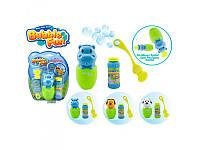 Детская игрушка Мыльные пузыри M 1382 , 3 вида