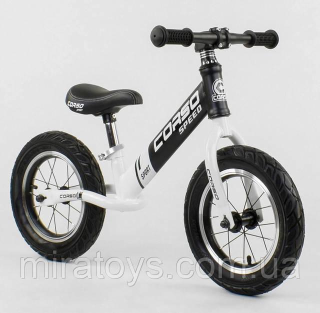 Дитячий велобіг від (беговел) CORSO 10234,