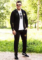 Спортивный костюм Miracle - Gold line black