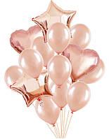 Набор воздушных шаров 022 ( 14 шт )