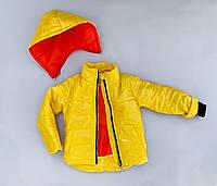 Новинка! Яркая куртка для мальчика « Moncler » размеры 2-9 лет. Весна/Осень. Цвета в ассортименте.