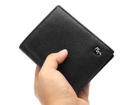 Мужские кожаные кошельки и портмоне
