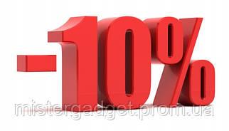 🎁 КЕШБЕК 10% від вартості (Умови)
