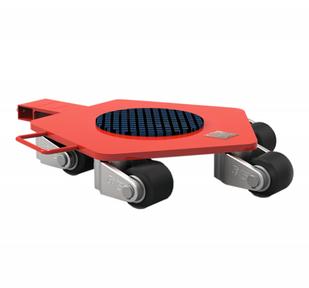 Візки такелажні транспортні поворотні RL4 GKS-Perfekt