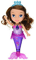 Disney Інтерактивна принцеса Софія прекрасна русалка Sofia The First Mermaid Princess Magic Sofia Doll, фото 1