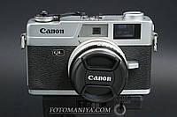 Canon Canonet QL17  Canon Lens 40mm f1,7, фото 1