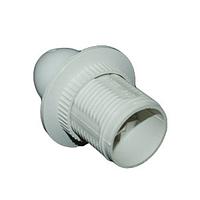 Патрон Е14Н10РП-004 белый пластиковый (резьбовой) 2А Е14