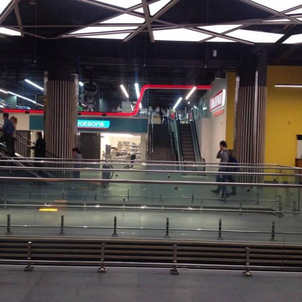 ТРЦ Gulliver и супермаркет «Сильпо» 2