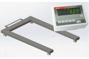 Паллетные электронные весы ЗЕВС ВП-4 (1200х800мм) НПВ: 500кг