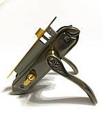 Врезной замок с ручками для межкомнатных дверей UNILOCK 58001 АВ