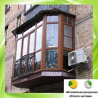 Окна в кредит от 170 грн/месяц, купить, заказать., фото 4