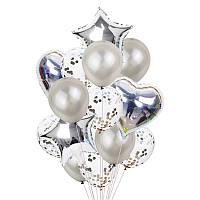 Набор воздушных шаров 026 ( 14 шт )