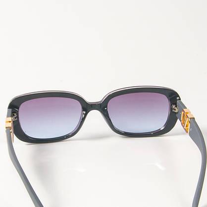 Оптом женские солнцезащитные очки  (арт. 2395/4) фиолетовые, фото 3