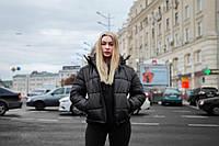 Куртка зимняя PUNCH - Puff, Black
