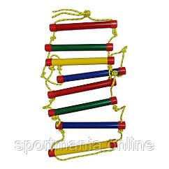 Веревочная лесенка InterAtletika SТ020.3