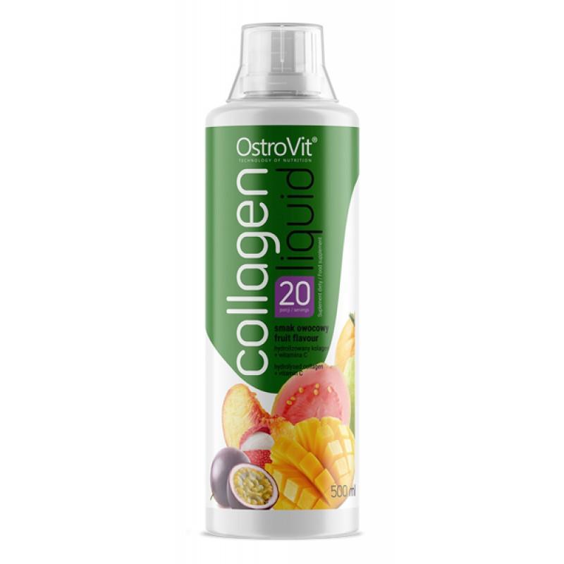 Коллаген OstroVit - Collagen Liquid (500 мл)