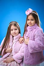 Детский обруч ободок на голову для девочки Принцес хаус Украина H-123 Розовый