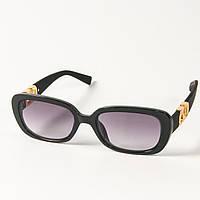 Женские солнцезащитные очки  (арт. 2395/6) черные, фото 1