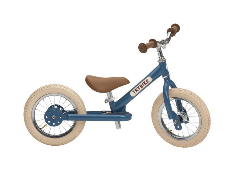 Беговел Trybike двухколесный Синий (TBS-2-BLU-VIN)