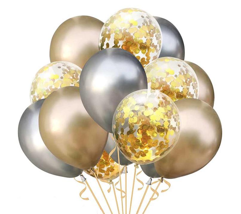 Набор воздушных шаров 028 ( 15 шт )