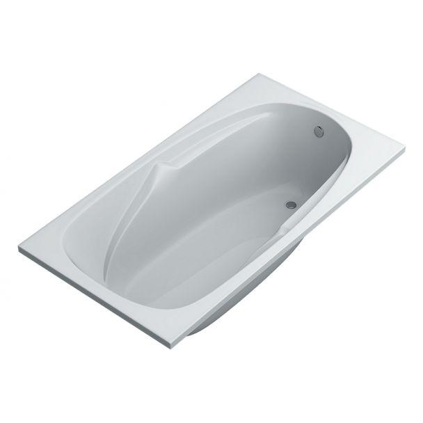 Ванна Swan Simona 150х80 акриловая прямоугольная