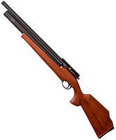Пневматическая винтовка (PCP) ZBROIA Хортица 450/220 Коричневая, фото 1