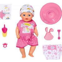 Пупс Zapf Baby Born Нежные объятия - Милая Кроха с аксессуарами 36 см (827321)