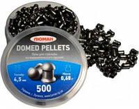 Кульки Luman Domed Pellets Кал. 4.5 мм, Вага - 0.68 р. 500 шт/уп