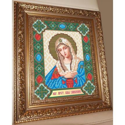 """Набор в алмазной технике """"Богородица Умиление"""", фото 2"""