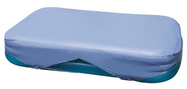 Тент для каркасного прямоугольного бассейна INTEX  58412 (262х175 ... 305х183 см)