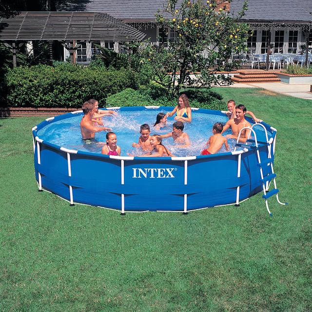 Каркасный бассейн INTEX 28234 (457х107см) (54940)
