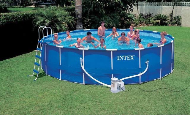 Каркасный бассейн INTEX 549х122 см (56952)