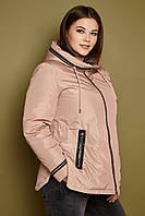 Женская куртка большого размера 50-62 р., фото 1