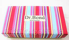 Женский кожаный кошелек Rainbow, клатч, портмоне Dr Bond. Из натуральной кожи. Коричневый, фото 3