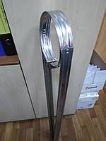 Хомут обжимний з нержавіючої сталі, фото 1