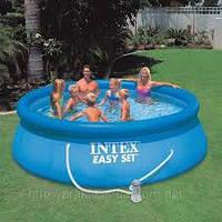 Надувной бассейн INTEX  Easy Set Pool 457х107см (56409)