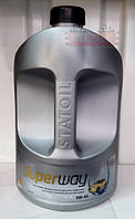 Синтетическое моторное масло STATOIL Super/LazerWay 5W-40 ✔ 4л.
