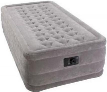 Надувная кровать INTEX  Ultra Plush 191х99х46 см (67952)