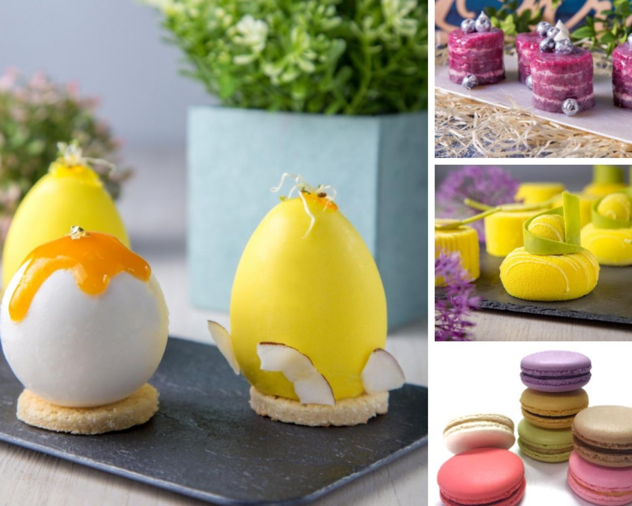 Авторский МК «Веганские десерты и постные десерты» 4 апреля 20г.