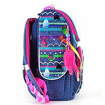 Рюкзак школьный каркасный 1 Вересня H-11 Trolls, 34*26*14 553405, фото 2
