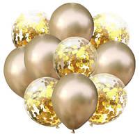 Набор воздушных шаров 029 ( 10 шт )