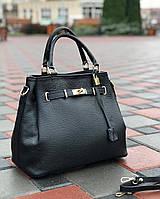 Сумка женская кожаная реплика Эрме , Итальянские кожаные сумки Люкс Laura Biagiotti, фото 1
